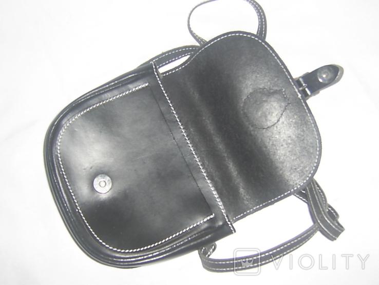 Сумочка на ремешке с альпийской символикой. новая, фото №6