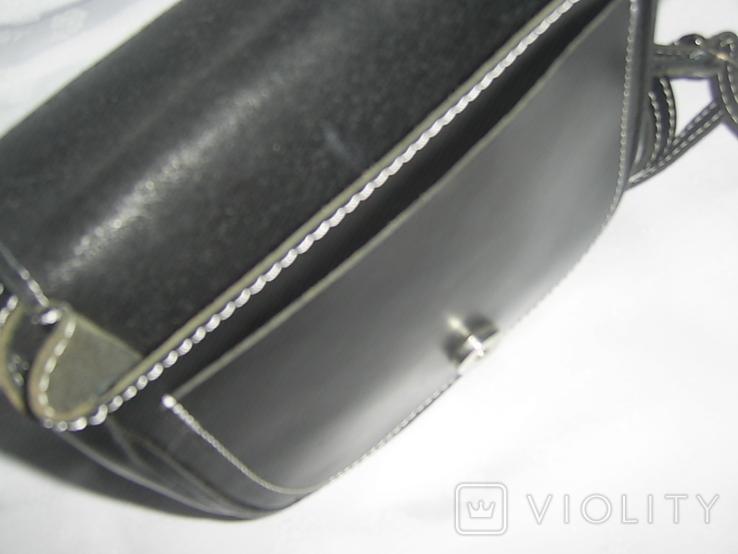 Сумочка на ремешке с альпийской символикой. новая, фото №7