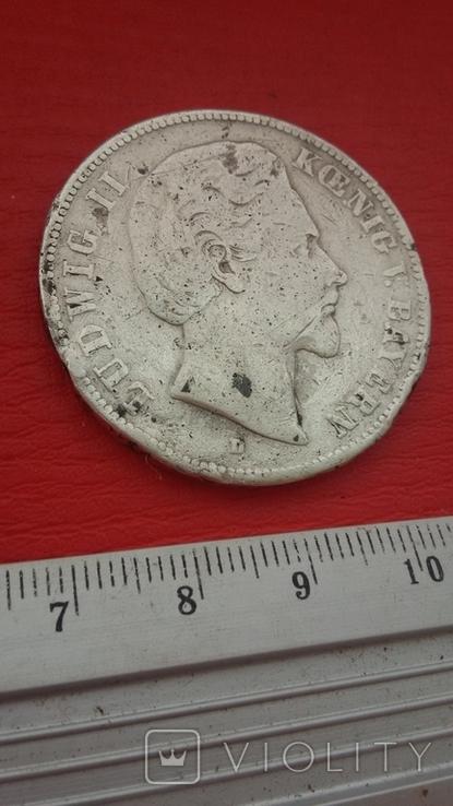 5 марок1871 г, фото №5