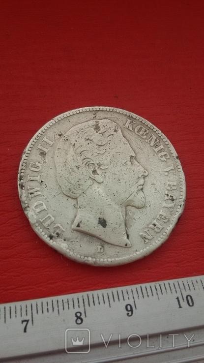 5 марок1871 г, фото №6