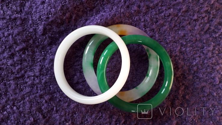 Три скляних браслета, фото №2