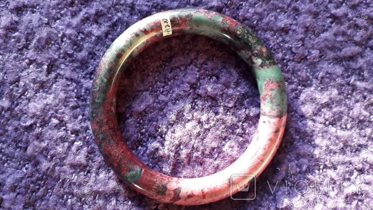 Три браслета з натурального каменю., фото №3