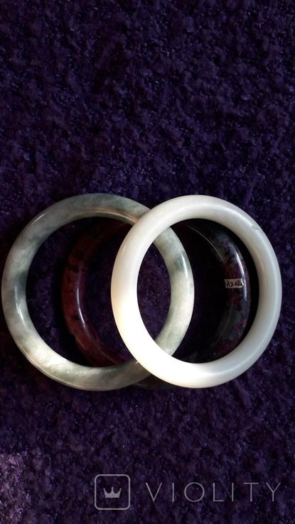 Три браслета з натурального каменю., фото №6