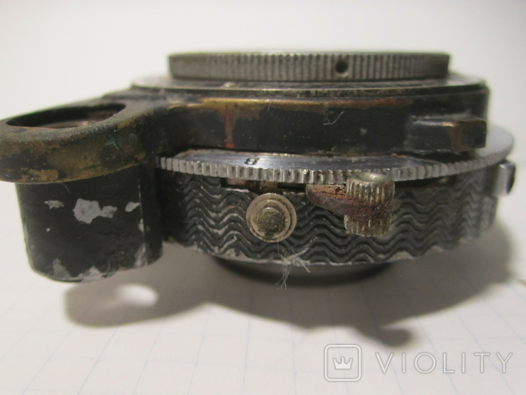 Объектив Индустар 23 № 000722 1942 г., фото №8