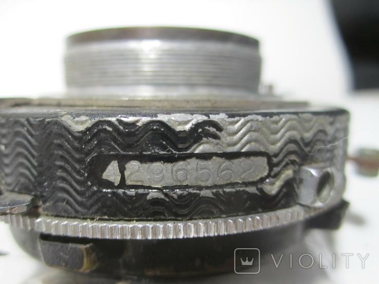 Объектив Индустар 23 № 000722 1942 г., фото №10