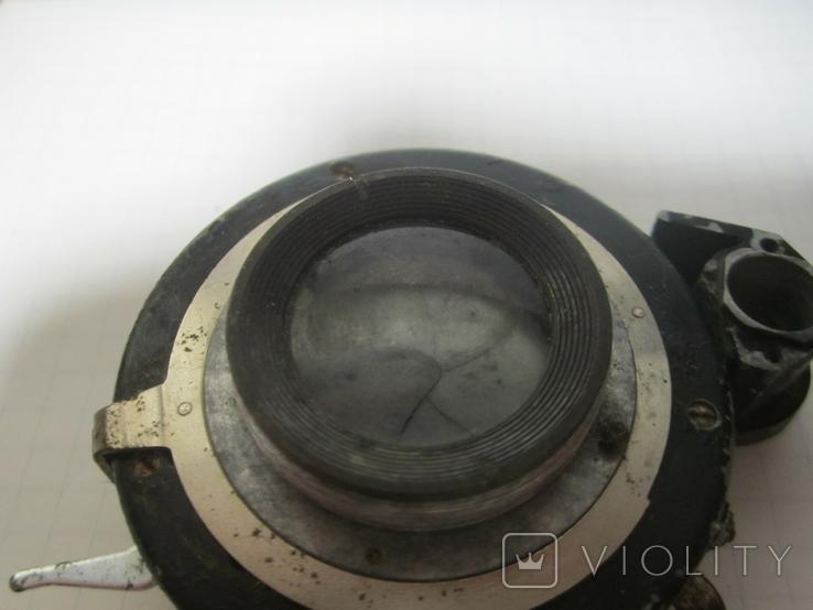 Объектив Индустар 23 № 000722 1942 г., фото №12