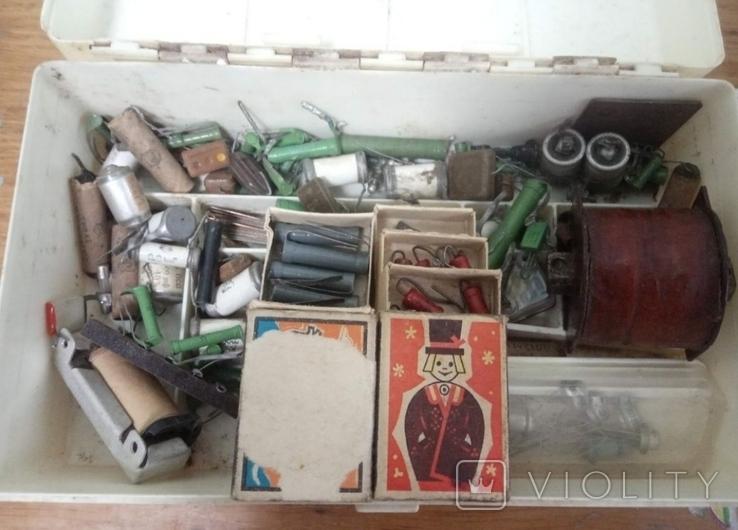 Радиодетали СССР