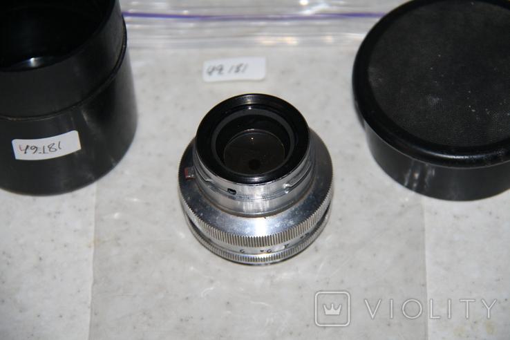 Объектив Юпитер 8М. №пп 6814702. № 49.181, фото №10