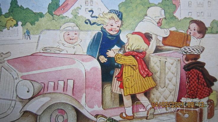 Старая открытка. Германия., фото №7