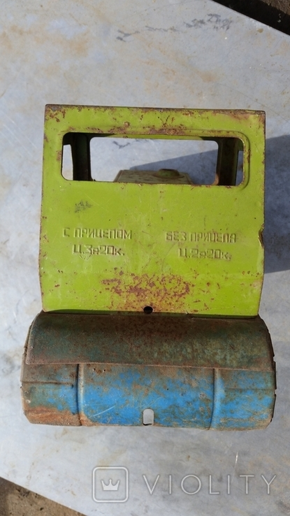 Трактор, фото №3