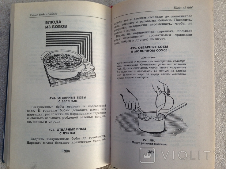 Блюда из бобовых 1996 448 с. ил., фото №9