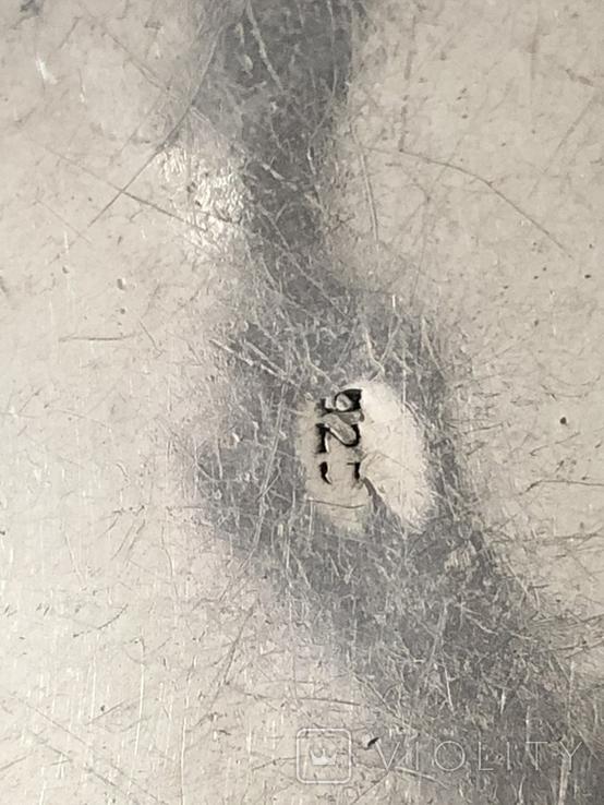 Серебряный массивный кулон (серебро 925 пр, вес 31,8 гр), фото №5