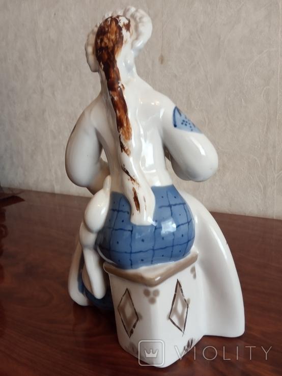Вышивальщица, фото №8