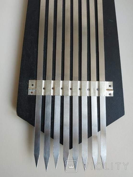 Шампурница сувенирная, Смоленский Авиационный з-д., фото №8