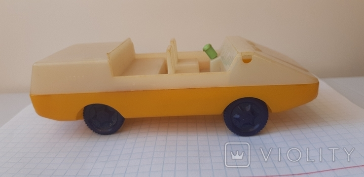 Машинка кабриолет, фото №2