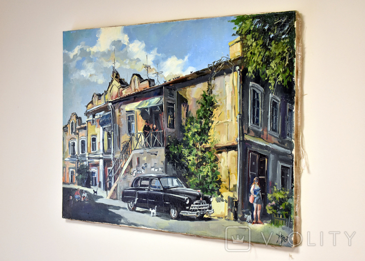 Картина масло Холст 55Х75 автор Сергей Тюпо, фото №11