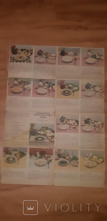 Технология приготовления пищи 1989, фото №7
