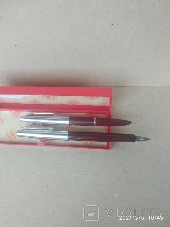 Перьевые ручки СССР, фото №2