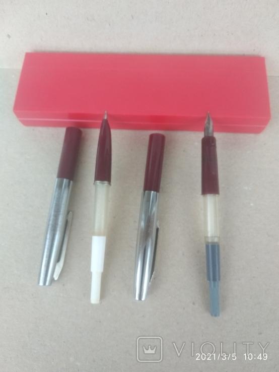 Перьевые ручки СССР, фото №8