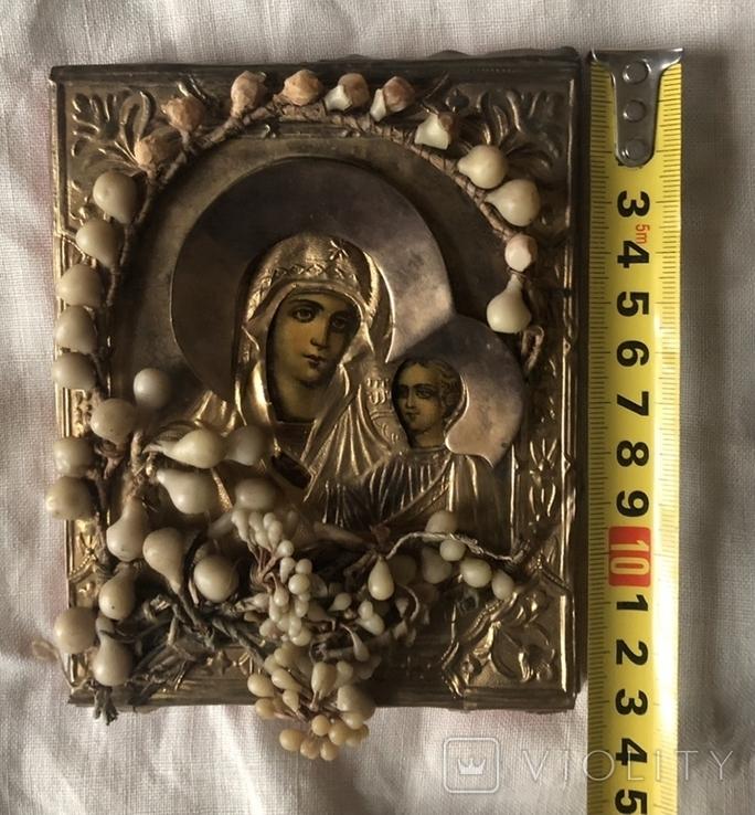 Икона Казанская Божья Матерь, фото №5