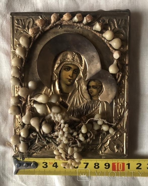 Икона Казанская Божья Матерь, фото №6