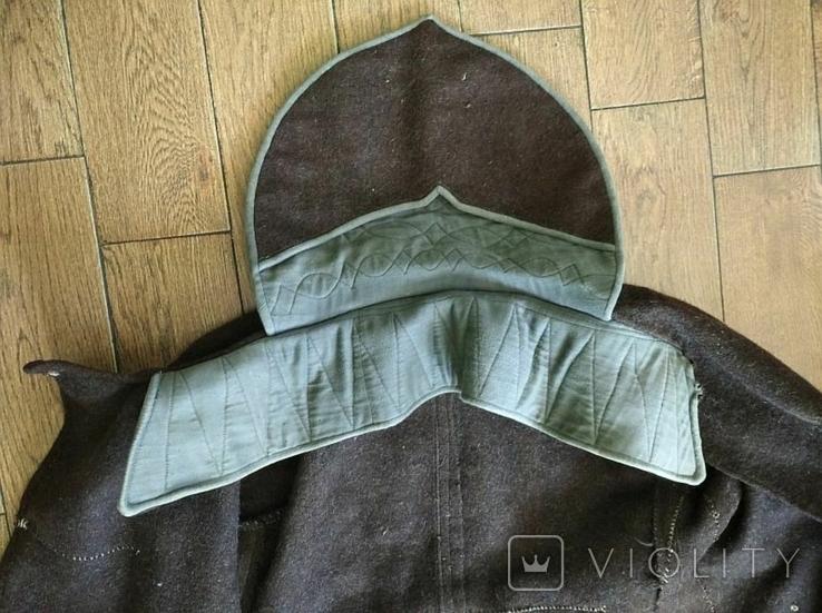 Шинель с капюшоном, фото №8