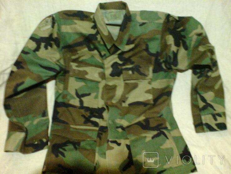 Куртка США.Камуфляж., фото №2