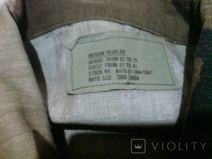 Куртка США.Камуфляж., фото №3