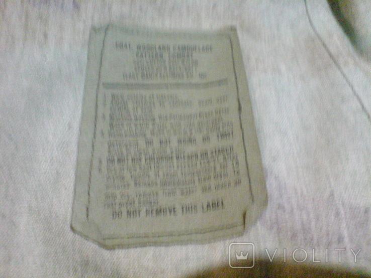 Куртка США.Камуфляж., фото №4