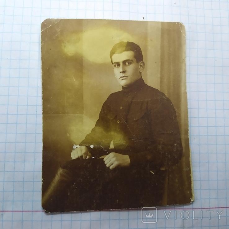 Фото молодого человека. 80х100мм, фото №2