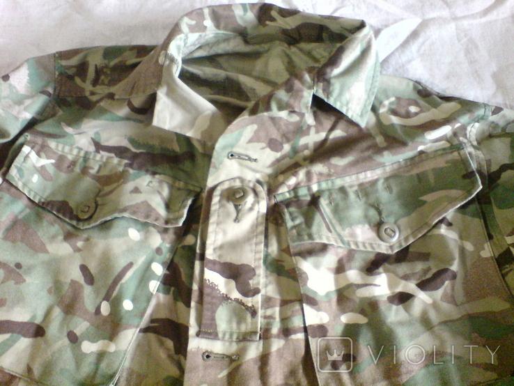 Куртка летняя.Камуфляж., фото №3