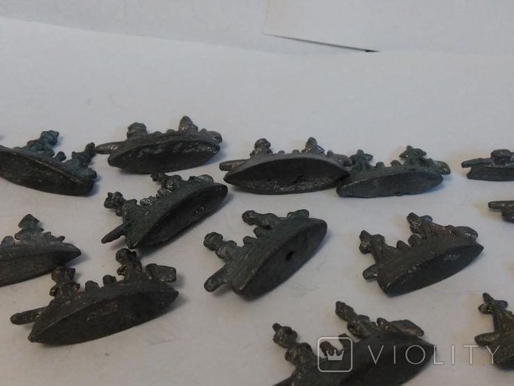 Фигурки кораблей, фото №4