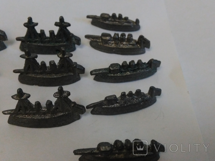 Фигурки кораблей, фото №9