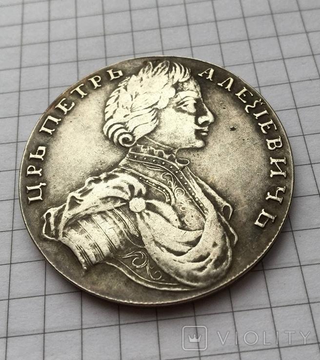 1 рубль 1712 копия, фото №4