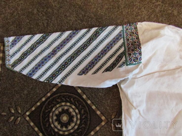 ЗахіднеПоділля. Старовинна вишита сорочка., фото №9