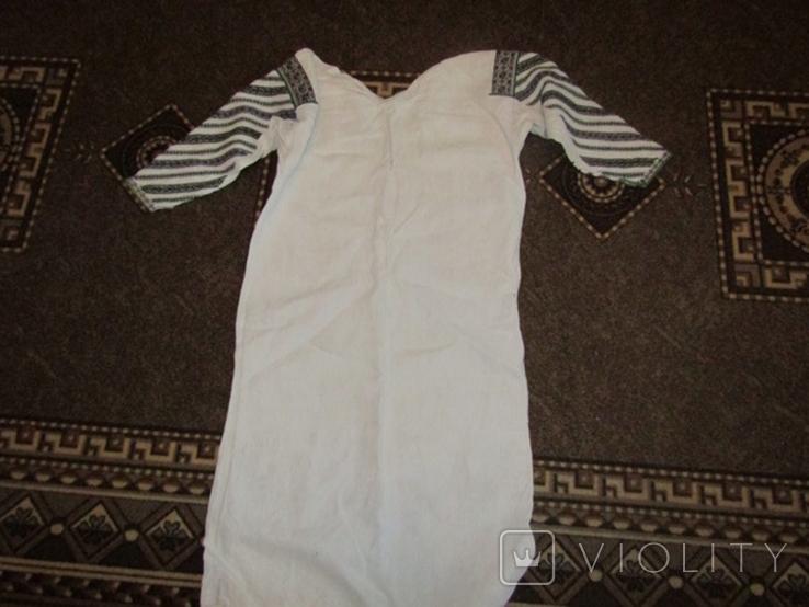 ЗахіднеПоділля. Старовинна вишита сорочка., фото №11