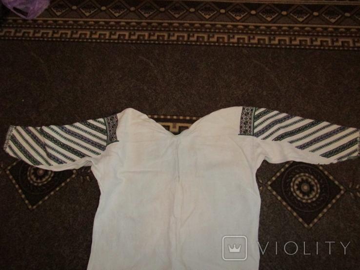 ЗахіднеПоділля. Старовинна вишита сорочка., фото №12