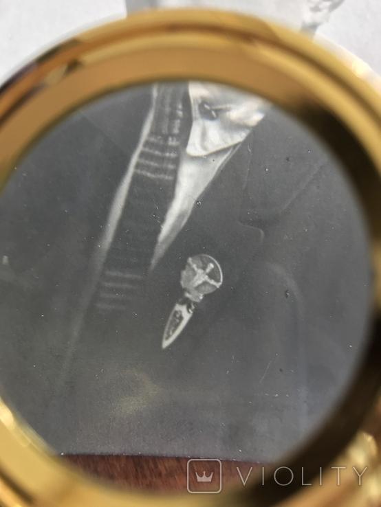 1927 Парень в галстуке Знак, фото №5