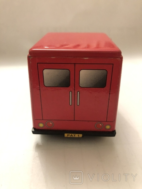 Машинка Royal Mail ERTL 1983, фото №6
