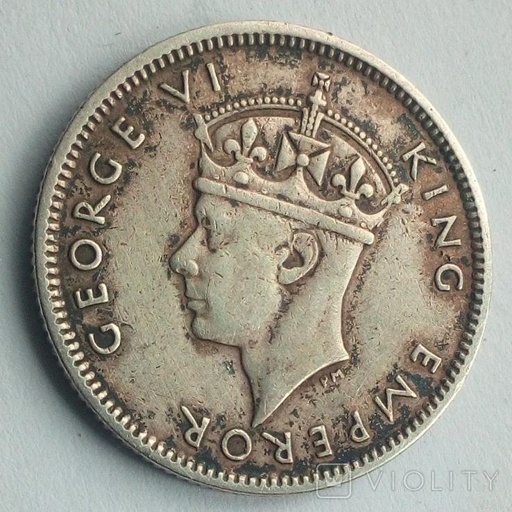 Фиджи 6 пенсов 1942 г., фото №6