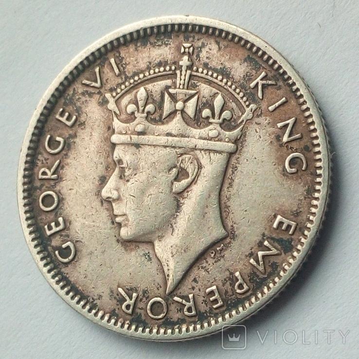 Фиджи 6 пенсов 1942 г., фото №7