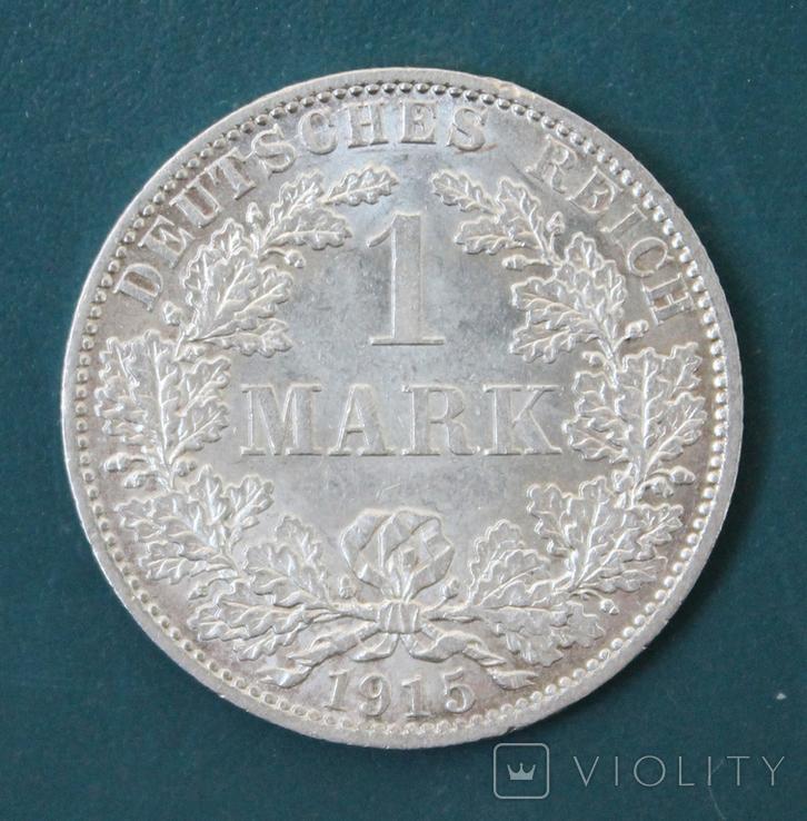 1 марка 1915(А), фото №2