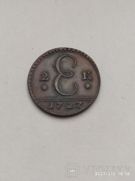 Копія 2 коп 1727, фото №2