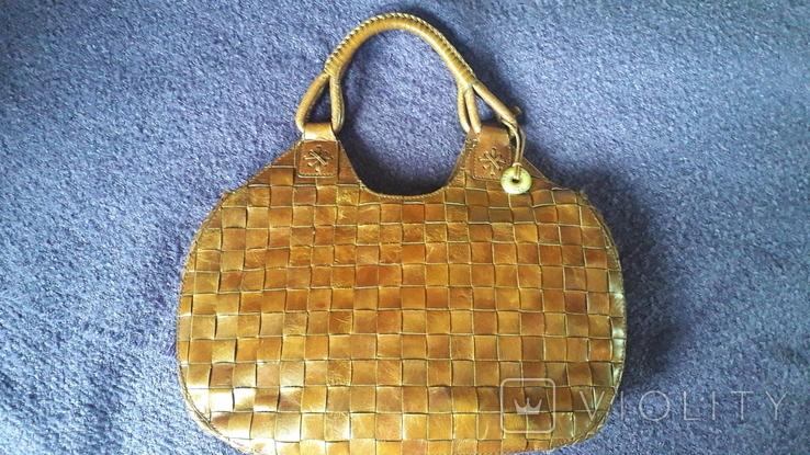 Вінтажна сумка THE SAK, фото №2