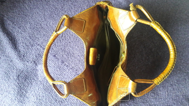 Вінтажна сумка THE SAK, фото №10