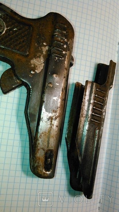 Пистолет под пистоны. СССР., фото №6