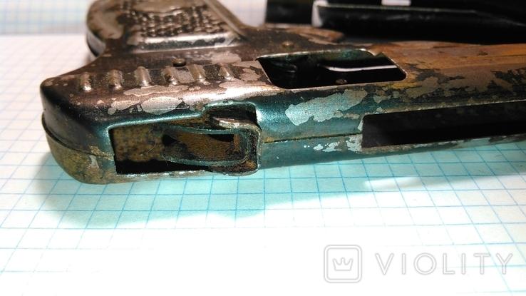 Пистолет под пистоны. СССР., фото №7