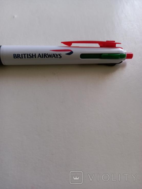 Британские авиолинии(British Aiwars)трехцветная, фото №3