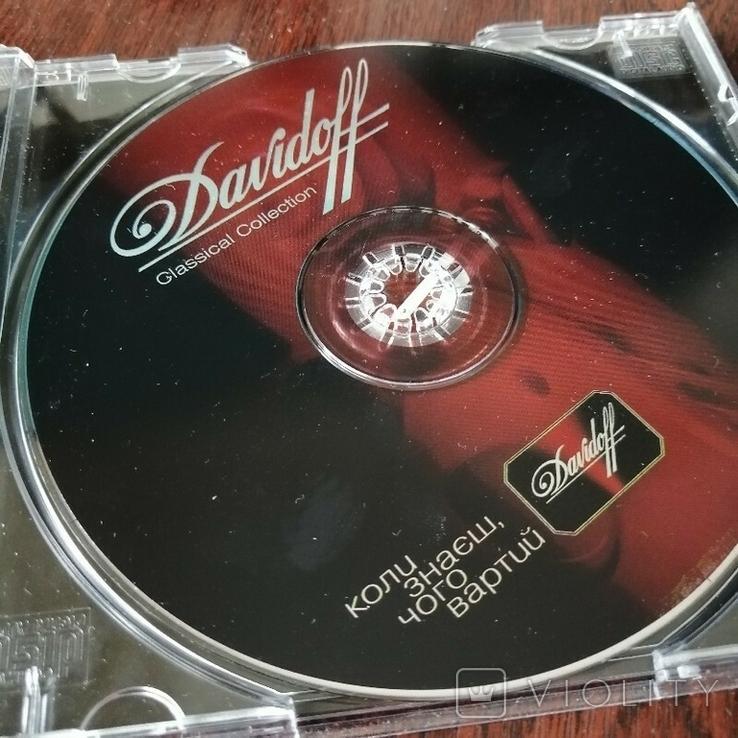 Davidoff - Classical Collection Сборник классической музыки, фото №4