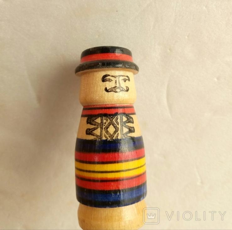 Сувенирная ручка с сюрпризом, фото №4